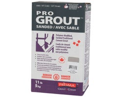 Titanium Sanded Grout 5 kg
