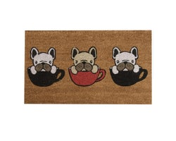Dogs Coco Mat 18 in. x 30 in.