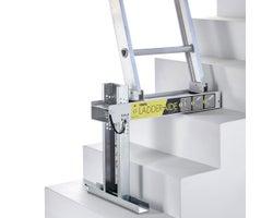 Support d'échelle pour escalier , Ladder-Aide