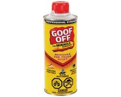 Nettoyeur Goof Off 474 ml