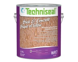 Water-Repellent Sealant for Brick and Concrete - 3.78 L