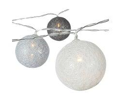 Solar Energy String Lights Sphere