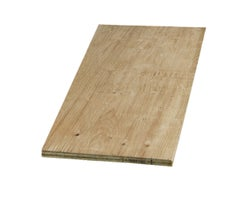 Standard Treated Spruce Plywood 1/2 in. x 4 ft. x 8 ft.