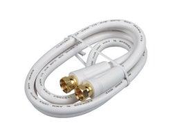 Câble coaxial RG6, 3 pi