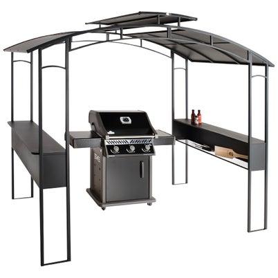 Abri pour BBQ Quesadas 5 pi x 8 pi