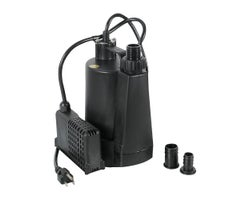 Utility Submersible Pump 1/4 HP