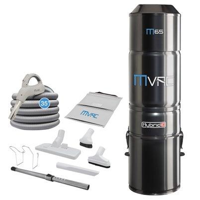 Hybrid Mvac Central Vacuum