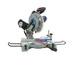 Compound Mitre Saw with Laser 10 in.