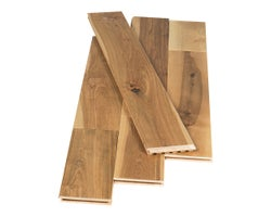 Reaction Birch Prefinished Hardwood Flooring 5-1/4 in.