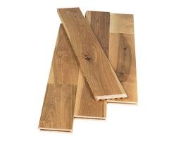 Plancher de bois franc 51/4po Merisier Réaction