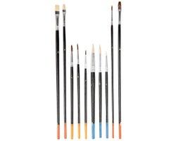 Set of Artist Brushes