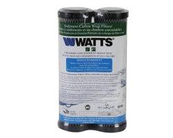 Cartouches de rechange pour filtre à eau (5 microns)