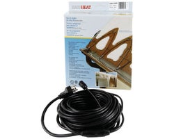 Roof & Gutter De-Icing Cable 60 ft.