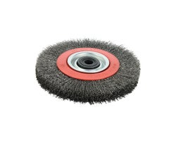 6 in. Crimped Wire Wheel Brush