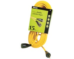 Exterior Extension Cord 15 m