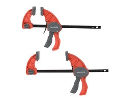 Bar Clamp / Spreader 4 in. (2-Pack)