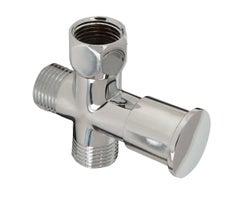 Déviateur de douche à 3 directions