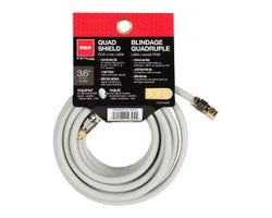 RG6 Coaxial Cable 12 ft.