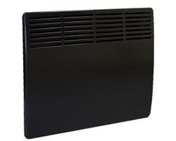 CEG Black Convector with Thermostat 500 W