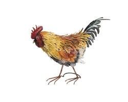 Décoration Coq