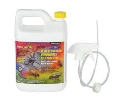 Destructeur d'araignées et d'insectes2 L