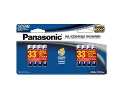 Piles PanasonicAAA (Paquet de 16)
