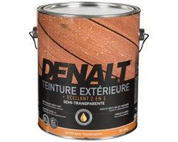 Denalt Semi-Transparent Walnut Exterior Stain 3.78 L