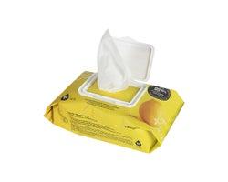 Lingettes désinfectantes (Paquet de 80)