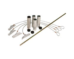 Innovex Permanent Anchorings (4-Pack)