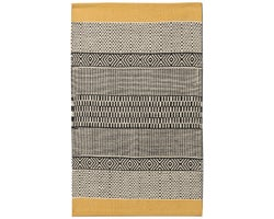 Deco Cotton Rug 5 ft. x 7 ft. Yellow