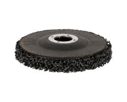 Flat Carbide Grit Rotative Brush 4-1/2 in.