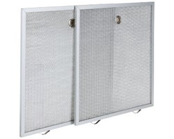 Micromesh Filters for Range Hood (2-Pack)