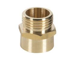 Adaptateur pour tuyau d'arrosage 3/4 po x 3/4 po (MH x F)