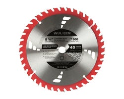 Framing Circular Saw Blade8-1/4 in. (40-Teeth)