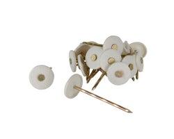 Insulation Panels Plastic Cap Nails , 3 in. 125/Box