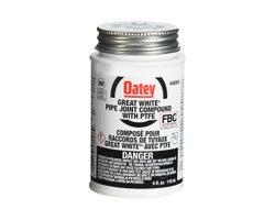 Composé pour raccords de tuyaux Great White 118 ml