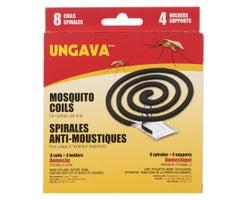 Brûleurs et spirales anti-moustiques