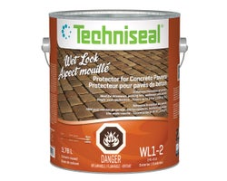 Wet Look Gloss Concrete Paver Protector (WL1-2) - 3.78 L