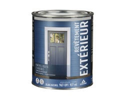 Canac Pearl Exterior Latex Paint Natural White & Colours 946 ml