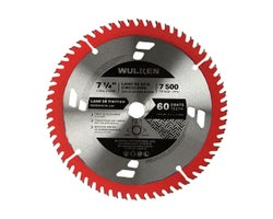 Finishing Circular Saw Blade7-1/4 in. (60-Teeth)