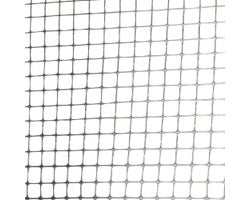Galvanized Metal Mesh - 3 ft. x 10 ft. (1/2 in. Squares)
