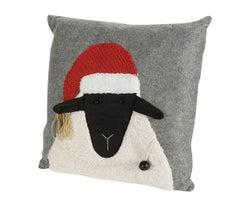 Coussin Mouton noir 17pox17po