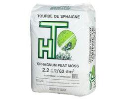 Sphagnum Peat Moss2.2 ft³