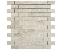 Enzo Marble Mosaic 12 in. x 12 in.