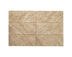 Bizzo Recycled Paper Wall Covering Bronze (Fireproof)