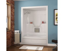 Aspen Sectional Bath/Shower 60 in. x 32 in. (Left)