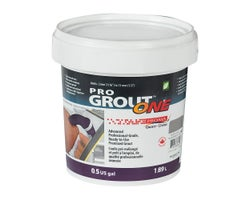 Pro Grout ONE 1.89 L Moon Dust