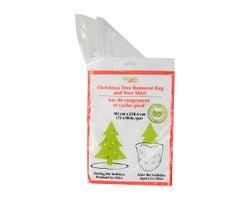 Sac de rangement et cache-pied pour arbre de Noël