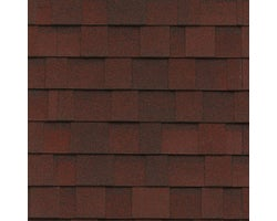 Dynasty Roofing Shingles Monaco Red