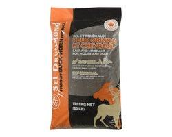 Salt and Minerals for Moose and Deer 13.61 kg